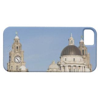 レバー建物、リヴァプール、イギリス iPhone SE/5/5s ケース