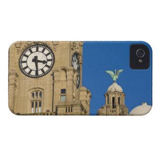 レバー建物、リヴァプール、マージーサイド州、イギリス Case-Mate iPhone 4 ケース