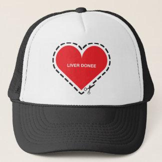 レバーDoneeの帽子 キャップ