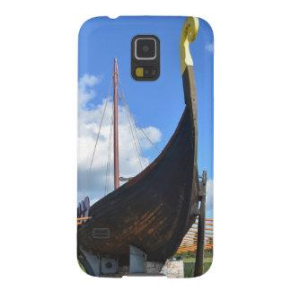 レプリカのバイキングLongship Galaxy S5 ケース