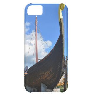 レプリカのバイキングLongship iPhone5Cケース