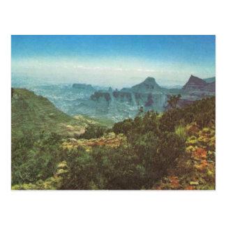レプリカのヴィンテージのBalsatic山エチオピア3899m ポストカード