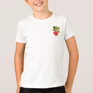 レベッカのラディッシュ Tシャツ