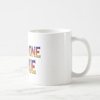 レベル1の悪党 コーヒーマグカップ