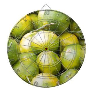 レモンおよび柑橘類 ダーツボード