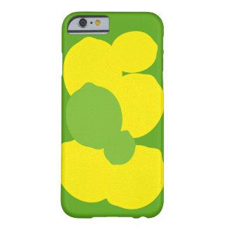 レモンかライム BARELY THERE iPhone 6 ケース