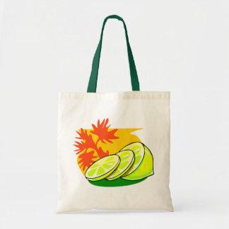 レモンしぶき トートバッグ