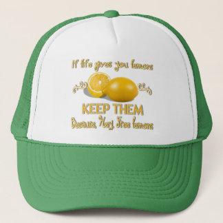 レモンを保存して下さい キャップ