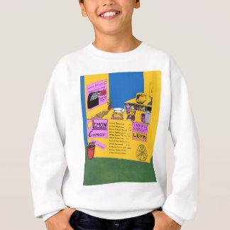 レモンを食べるとき、レモネードを作って下さい スウェットシャツ