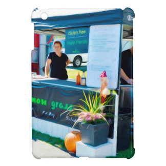 レモングラスのグリルのBahn Miの鶏 iPad Miniカバー