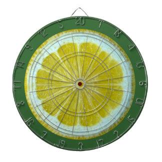 レモンダート盤 ダーツボード
