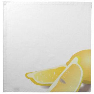 レモンナプキン ナプキンクロス