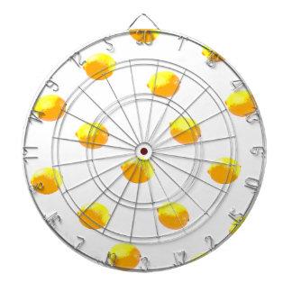 レモンパターン版1 ダーツボード
