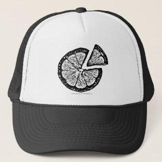 レモン切れの帽子 キャップ