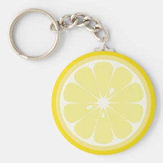 レモン切れ キーホルダー