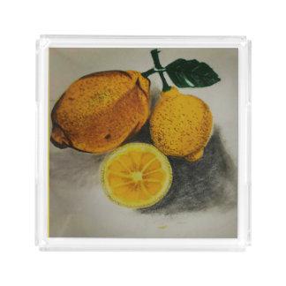 レモン皿 アクリルトレー