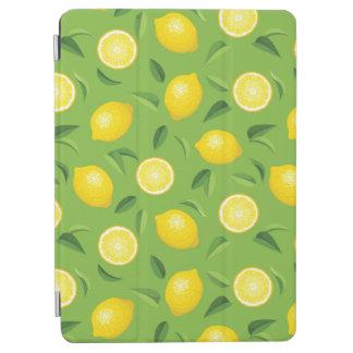 レモン背景パターン iPad AIR カバー