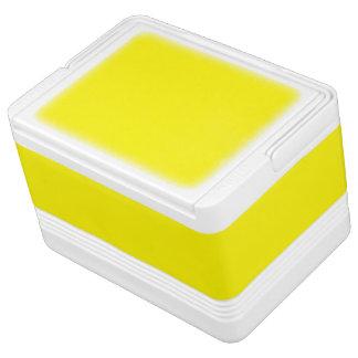 レモン色の(無地のでフルーツのような色の) ~ 缶クーラー