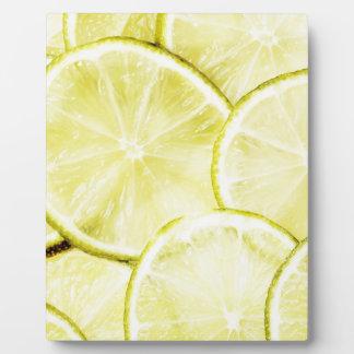 レモン2 フォトプラーク