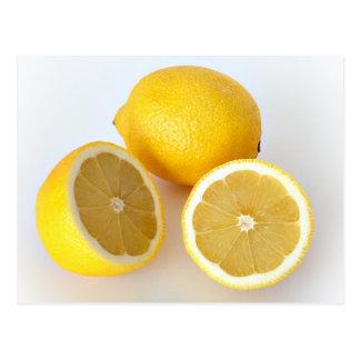 レモン はがき