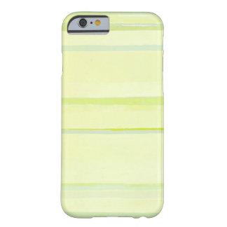 「レモン」は抽象美術のiPhoneの箱を黄色にします iPhone 6 ベアリーゼアケース