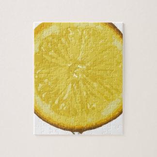 レモン ジグソーパズル