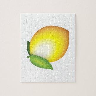 レモン- Emoji ジグソーパズル