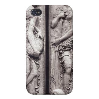 レリーフ、浮き彫りの詳細 iPhone 4/4S カバー