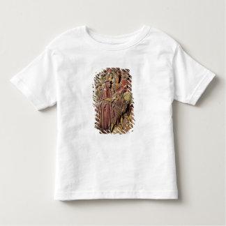 レリーフ、浮き彫り トドラーTシャツ