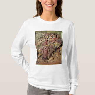 レリーフ、浮き彫り Tシャツ