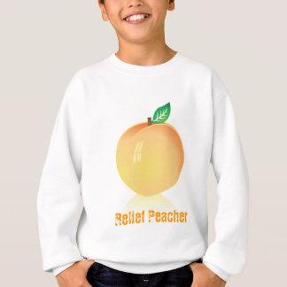 レリーフ、浮き彫りPeacher スウェットシャツ