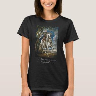 レルマRubensの公爵の乗馬のポートレート Tシャツ