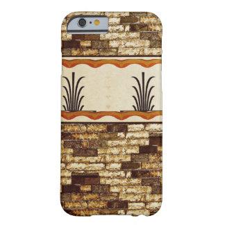 レンガ壁の質のモダンのiPhone6ケース Barely There iPhone 6 ケース