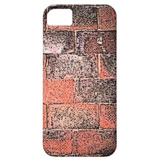 レンガ壁。 デジタルArt. iPhone SE/5/5s ケース