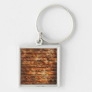 レンガ壁Keychain キーホルダー