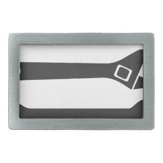 レンチ 長方形ベルトバックル