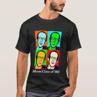 レンツの2007年のAddisonのクラス Tシャツ