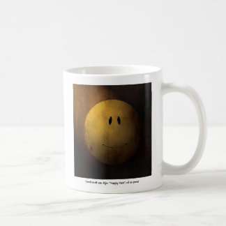 レンブラントの幸せな顔のマグ コーヒーマグカップ
