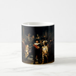 レンブラント夜警員 コーヒーマグカップ