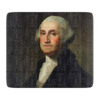 レンブラントPeale -ジョージ・ワシントン カッティングボード