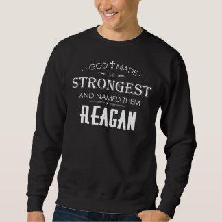 レーガンのためのクールなTシャツ スウェットシャツ