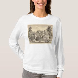 レーガンの住宅、オークランド、アラメダCo Tシャツ