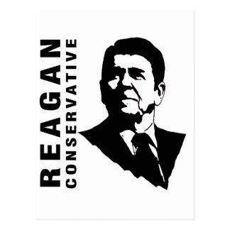 レーガンの保守主義者 ポストカード