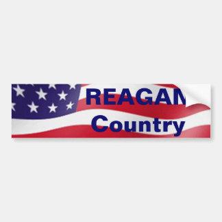 レーガンの国 バンパーステッカー