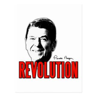 レーガンの改革 ポストカード
