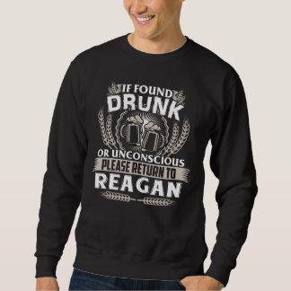レーガンのTシャツがあること素晴らしい スウェットシャツ