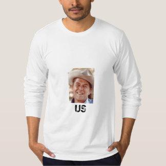 レーガン、米国 Tシャツ