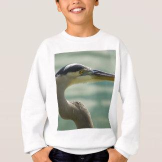 レークランドの白鷺 スウェットシャツ