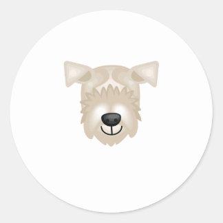 レークランドテリアの品種-私の犬のオアシス ラウンドシール