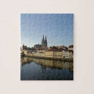 レーゲンスブルク、ドイツ ジグソーパズル